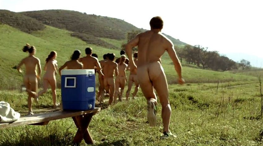 The Ultimate Nudist's Bucket List