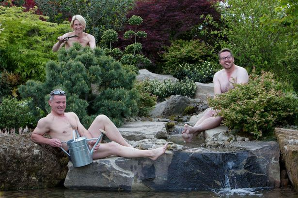 World-Naked-Gardening-Day