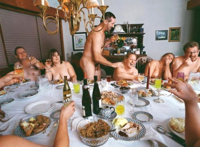 Social Nudity: Being Nude Among Others