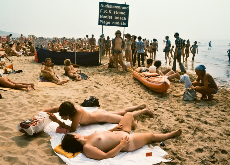ages beach All nude