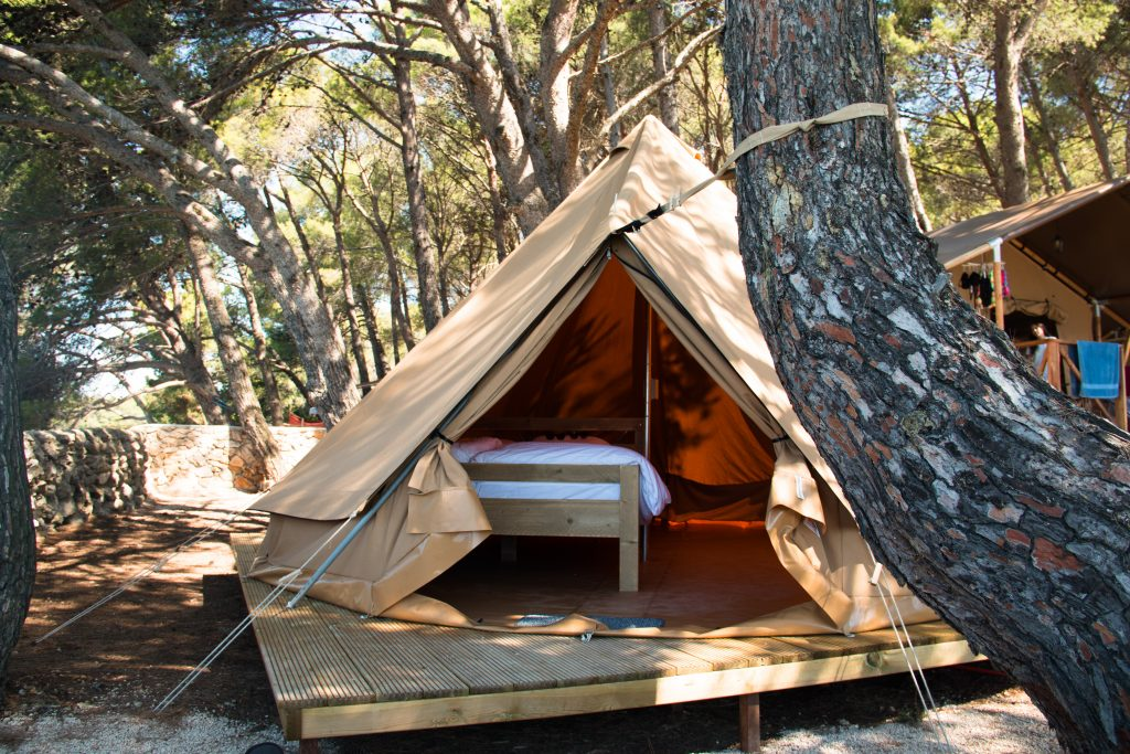 Campground Baldarin, Res, Croatia