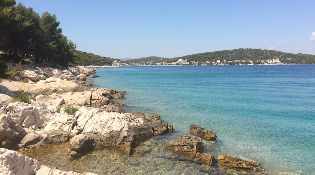 Nudism on Murter island, Croatia