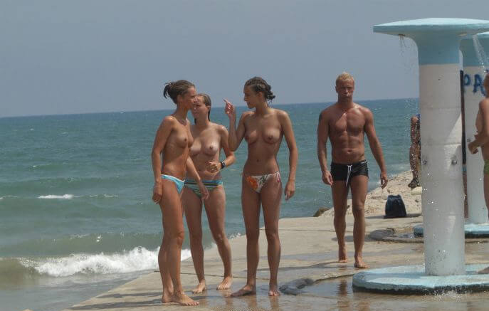 Nudist beaches and resorts in Croatia