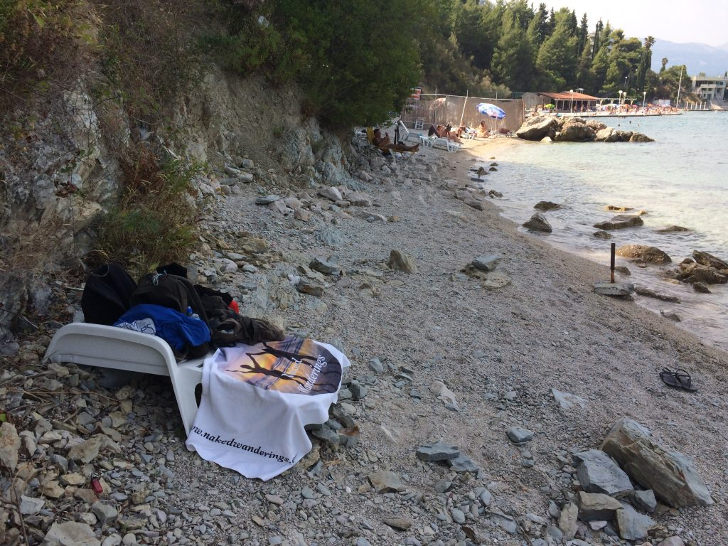 Nudism in Herceg Novi