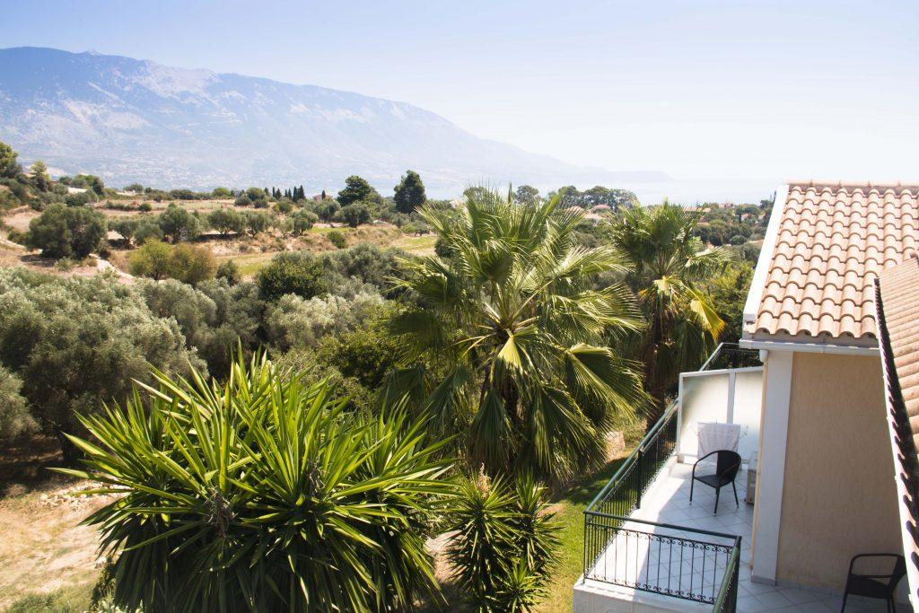 Vassaliki Naturist resort in Kefalonia, Greece