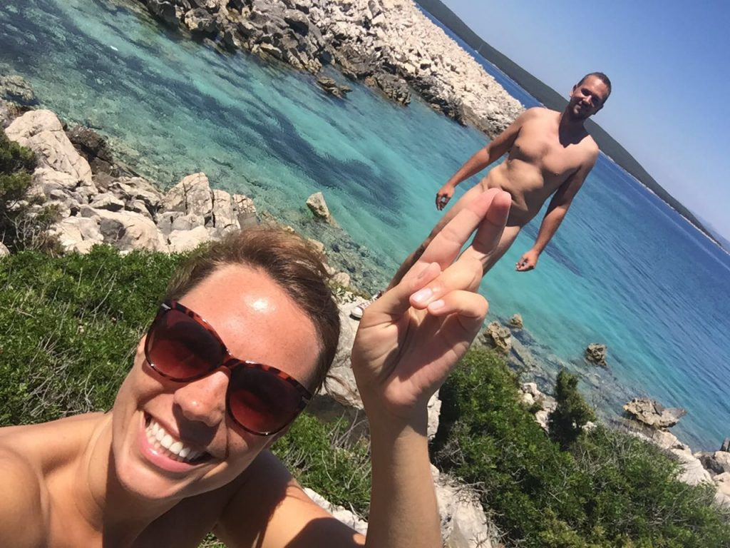 Naked Wanderings
