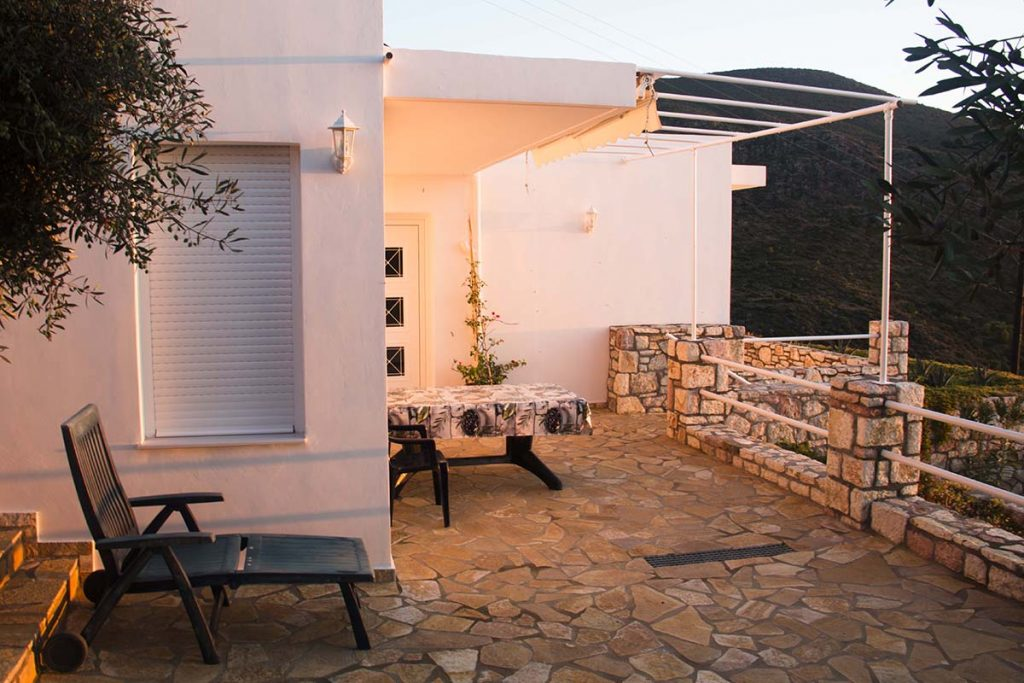 Kalokeri Villas in Messenia, Greece