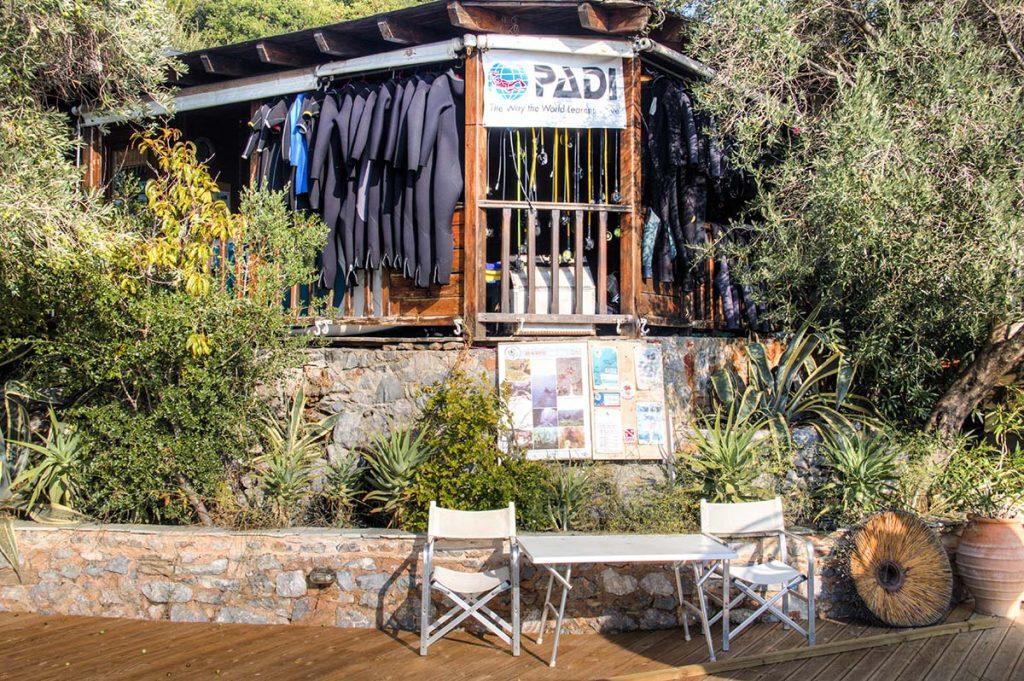 Skopelos Scuba Diving
