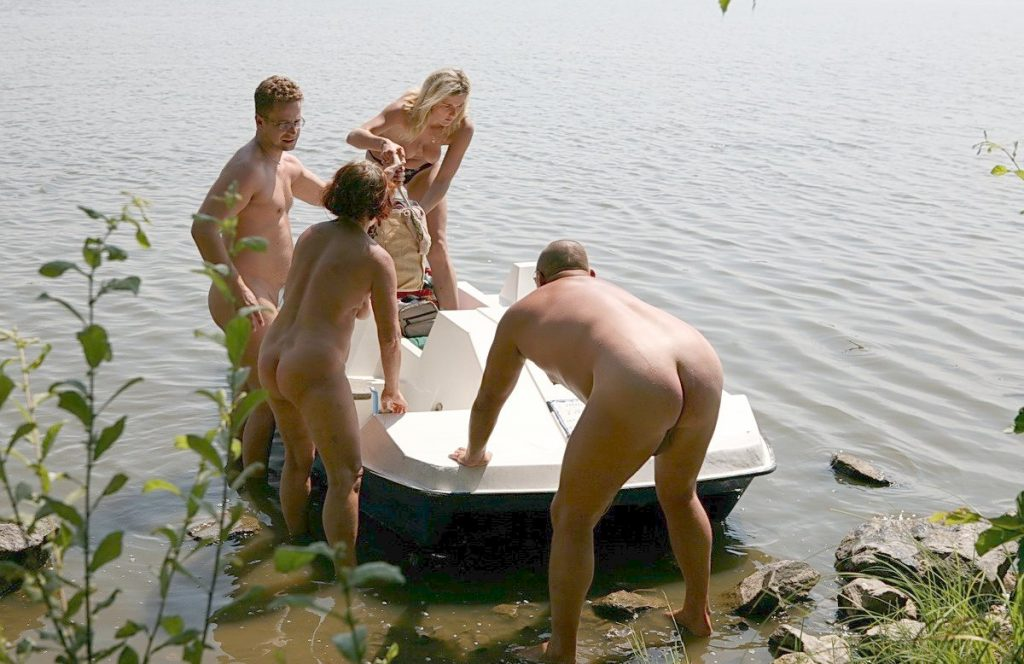 C-naked wanderings naturist talks