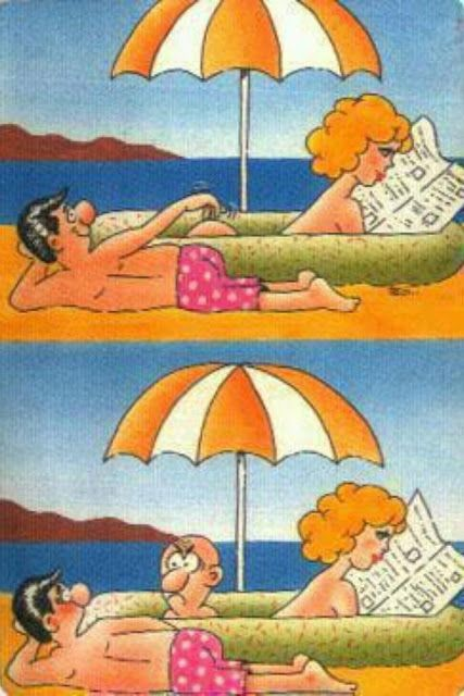 The Problem with Perverts at a Nude Beach