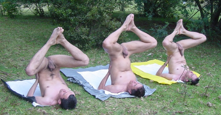 naturism and yoga