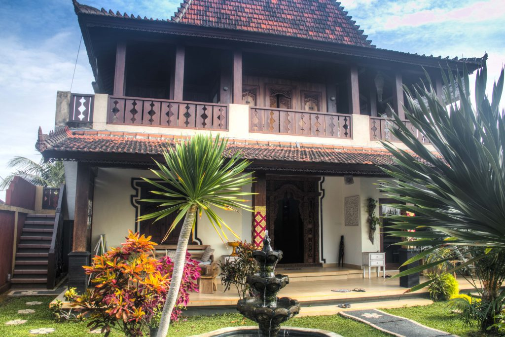 Villa Rini in Ubud, Bali: Review for nudists and naturists