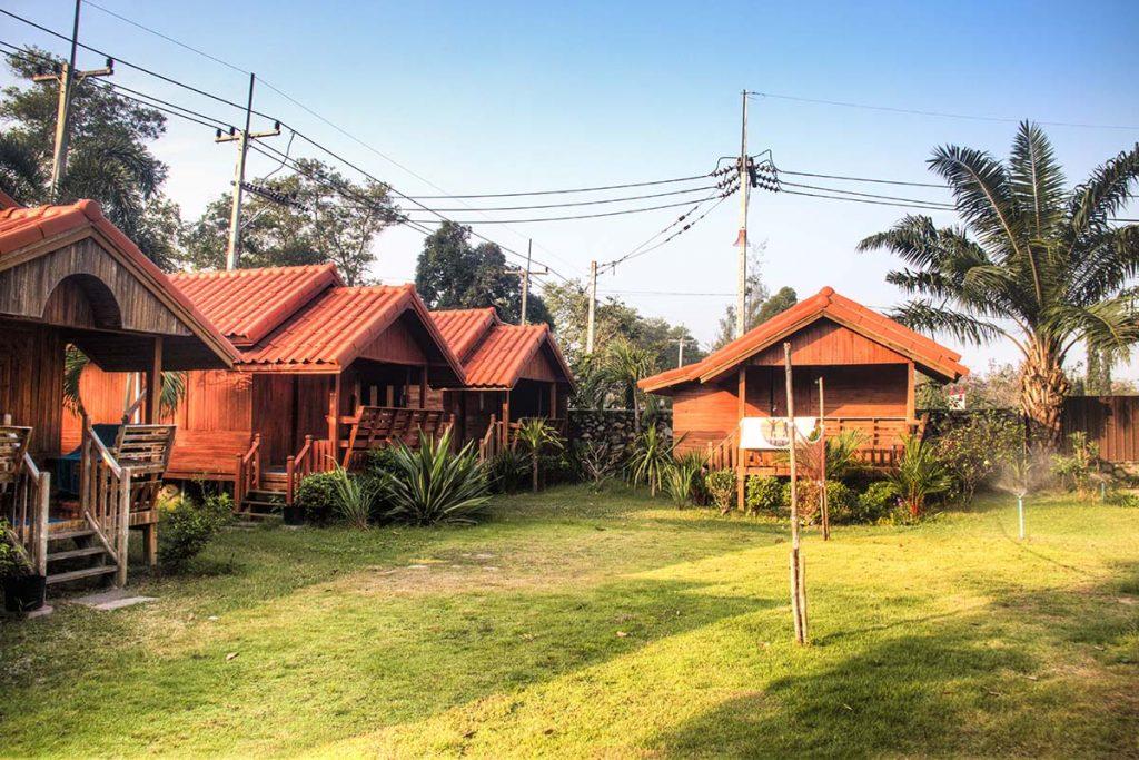 Phuan Naturist Village near Pattaya, Thailand