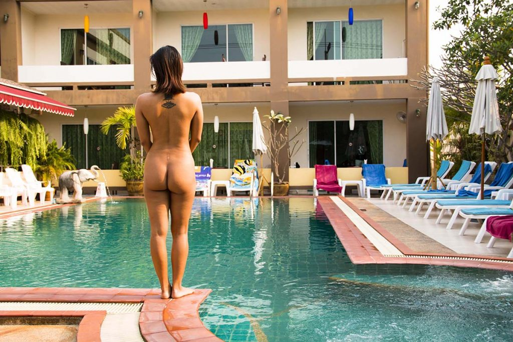 Chan Naturist Resort in Pattaya, Thailand