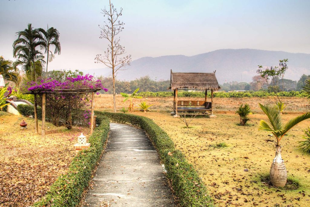Naturist resort The Oriental Village in Chiang Mai