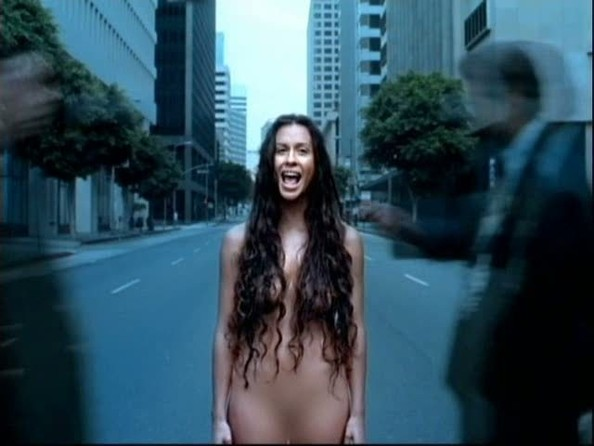 The Famous Nudie: An Overview of Celebrity Nudists: Alanis Morissette