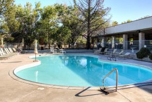 DeAnza Springs resort in Jacumba, California