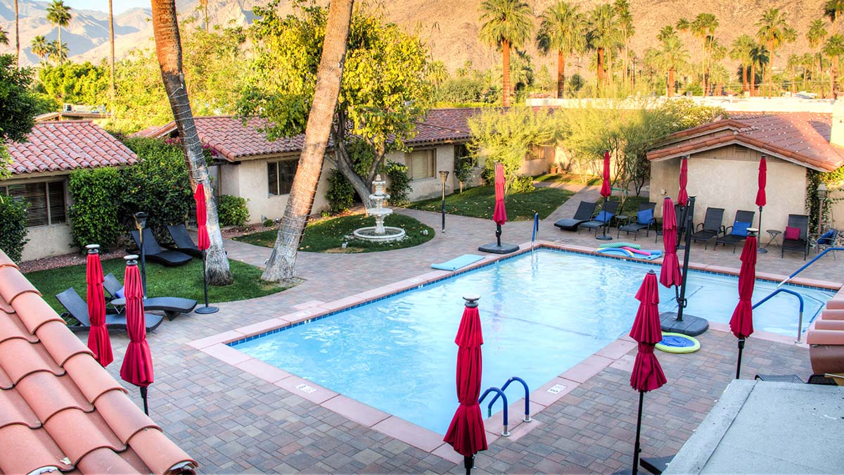 Lupin Lodge Nudist Resort in California: Review - Naked