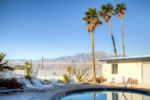 Living Waters Spa and Resort in Desert Hot Springs, California