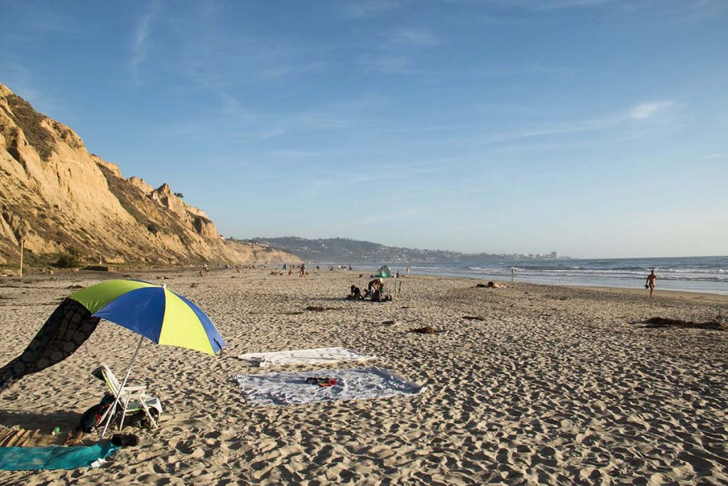 Nude beaches and nudist resorts in California: San Francisco to Los Angeles