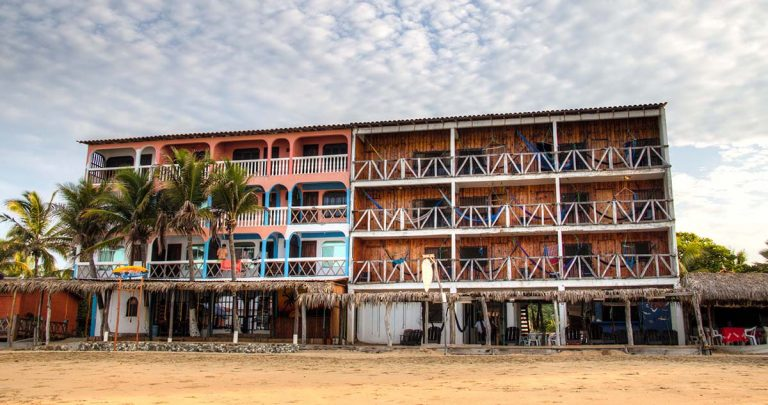 Nudism in Zipolite, Mexico: Brisa Marina Guesthouse