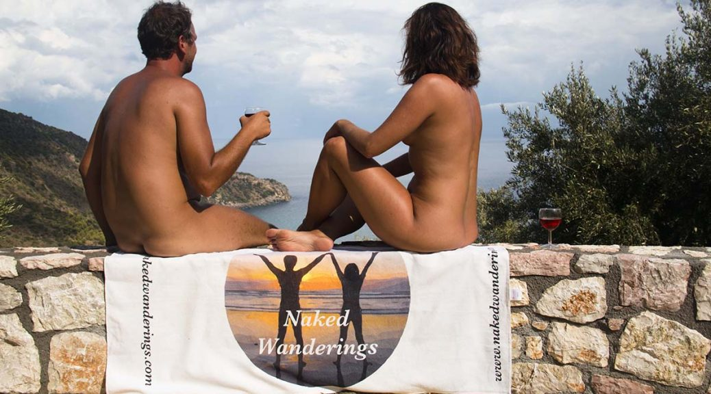 How to become a nudist blogger