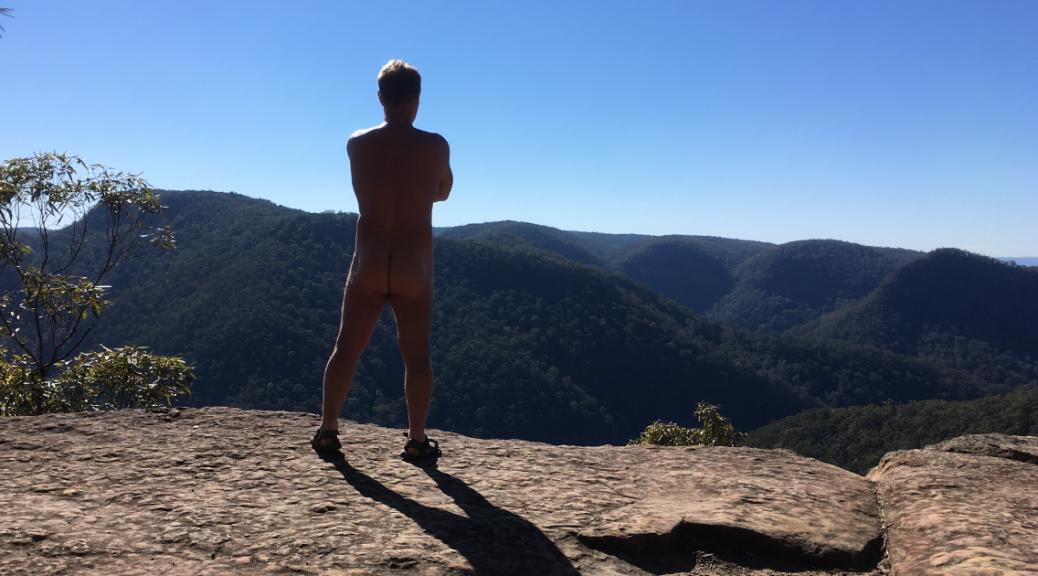 Naturist Michael from Australia