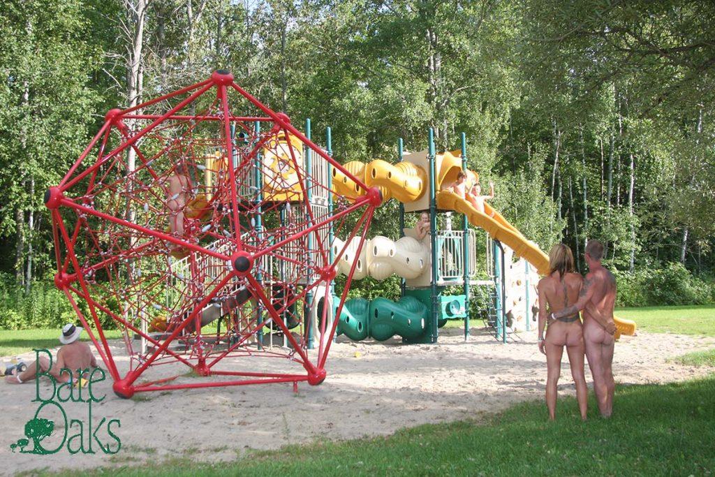 Bare Oaks Family Naturist Park in Toronto, Canada