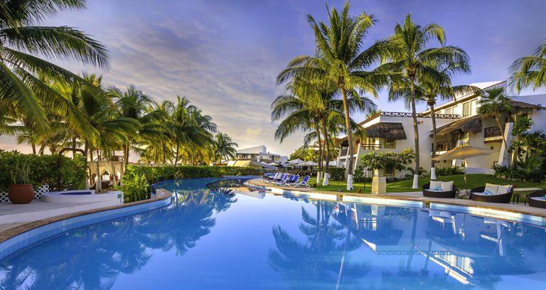 Desire resorts in Puerto Moreles, Mexico