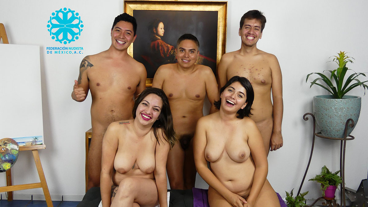 Naked Fine Sexy Mexican Girls