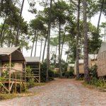 Naturist campground Arnaoutchot in Vieille-Saint-Girons, France