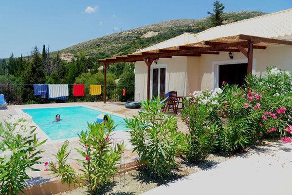 Naturism in Greece - 3 Naturist Villas