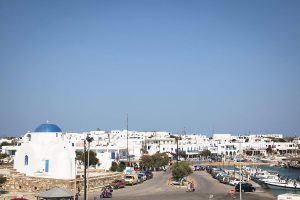 Naturism in Greece - The Cyclades Islands