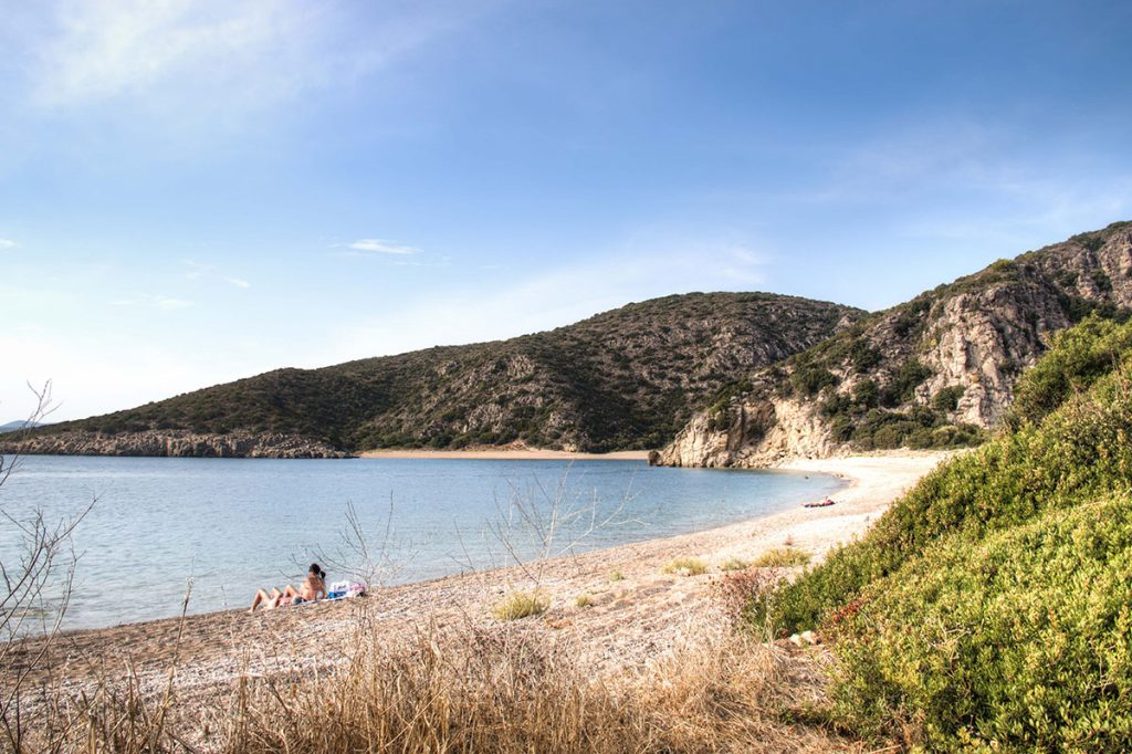 Naturism in Greece - The Ionian Islands