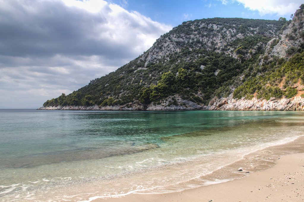 Naturism in Greece - The Sporades Islands