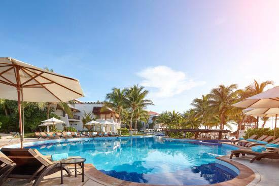 Nudist Hotel Desire Riviera Maya Pearl in Puerto Morelos, Mexico
