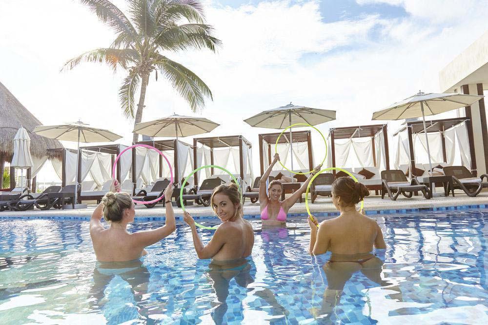 Nudist Hotel Desire Riviera Maya in Puerto Morelos, Mexico
