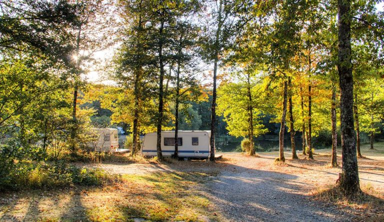 Naturist camping Creuse Nature in Boussac, France