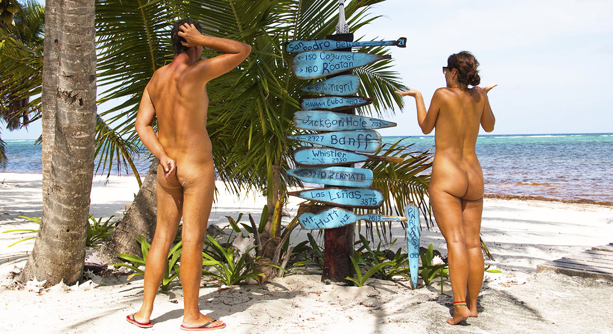 naturist vacations: Naked Wanderings nakation destinations