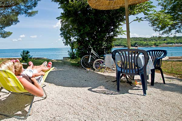 Naturist camping Istra Sunny Camping