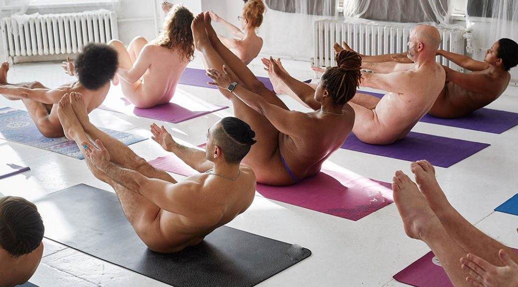 Why Naked Yoga is Conquering the World