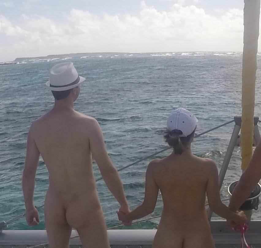 The Naturist Talks: David and Cristina from the USA