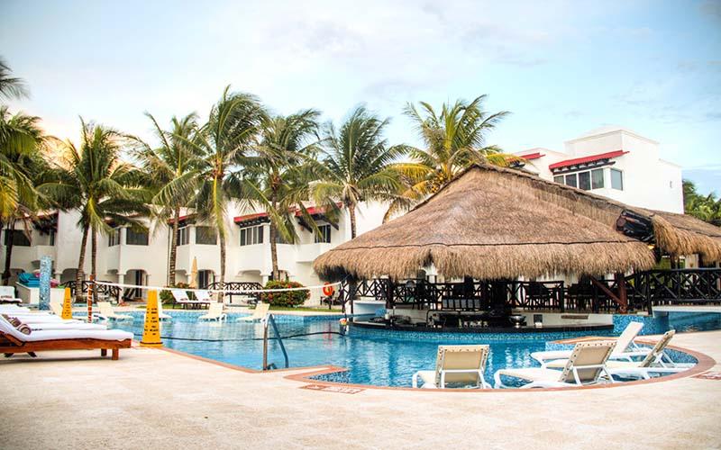 Hidden Beach Resort in Playa del Carmen, Mexico