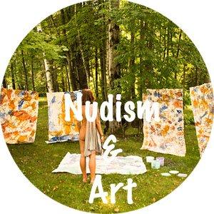 Nudism & Art
