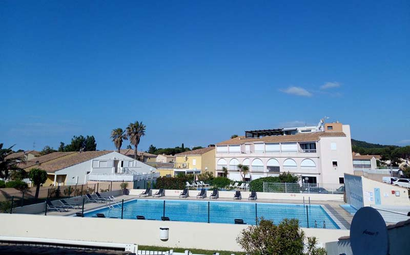 Port Soleil Naturist Village in Cap d'Agde, France