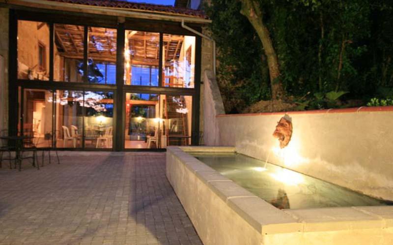 Naturist Hotel Peyraille in Libaros, France