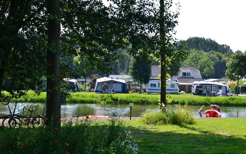 Nudist B&B FlevoNatuur in Zeewolde, The Netherlands