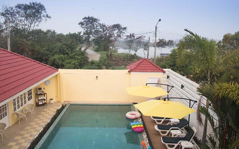 Barefeet Naturist Resort in Bangkok, Thailand