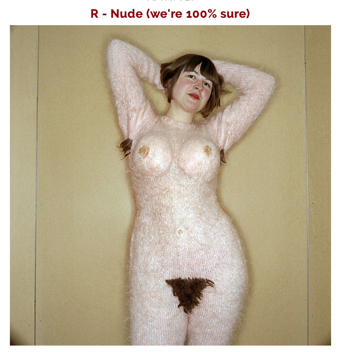 Is it nude? Fun with censorship