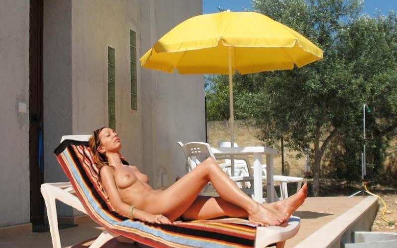 Naturist B&B Physis in Mazara del Vallo, Italy